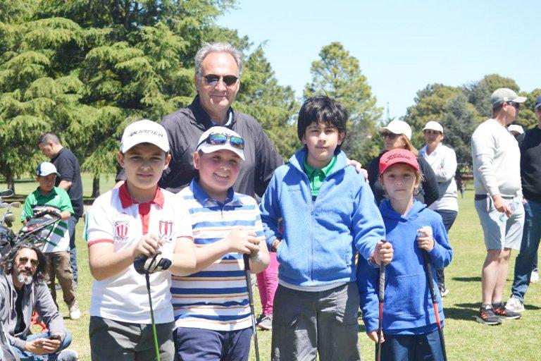 El Golf Club Atlético 9 de Julio fue sede para la final del Ranking de Menores