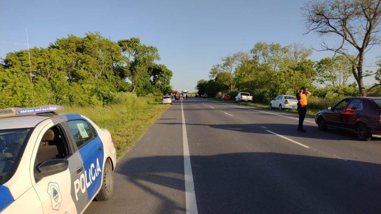 Un efectivo policial fue encontrado sin vida en Ruta 65